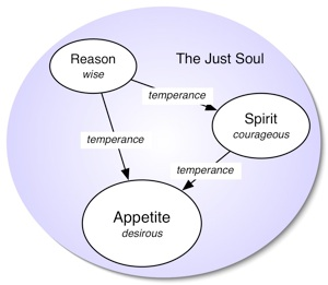 Plato's Division of the Soul